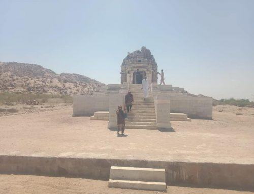 3 temples of Nagarparkar